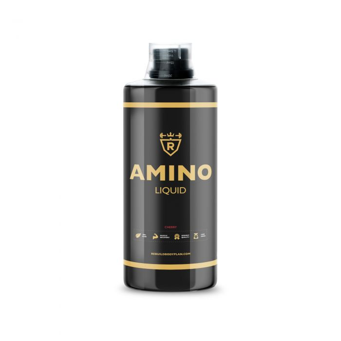 Amino liquid - Cherry - 1000 ml