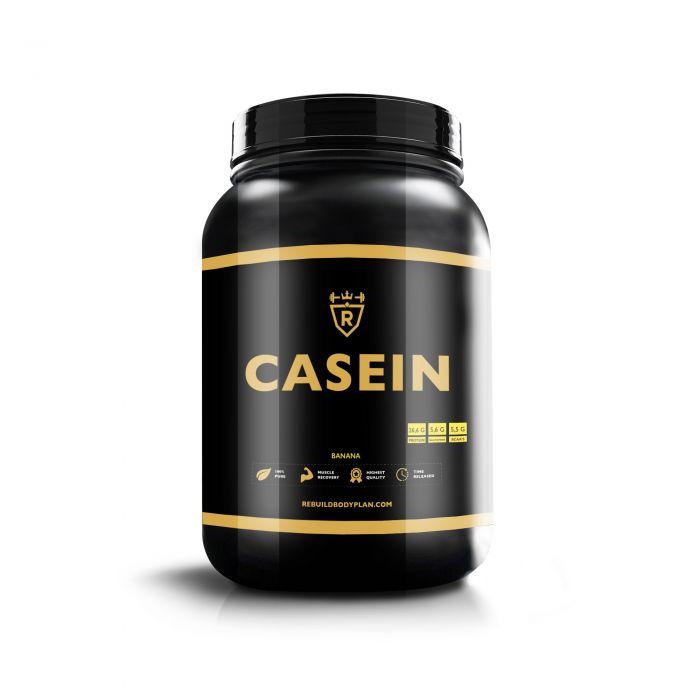 Casein - Banana - 2000 gram