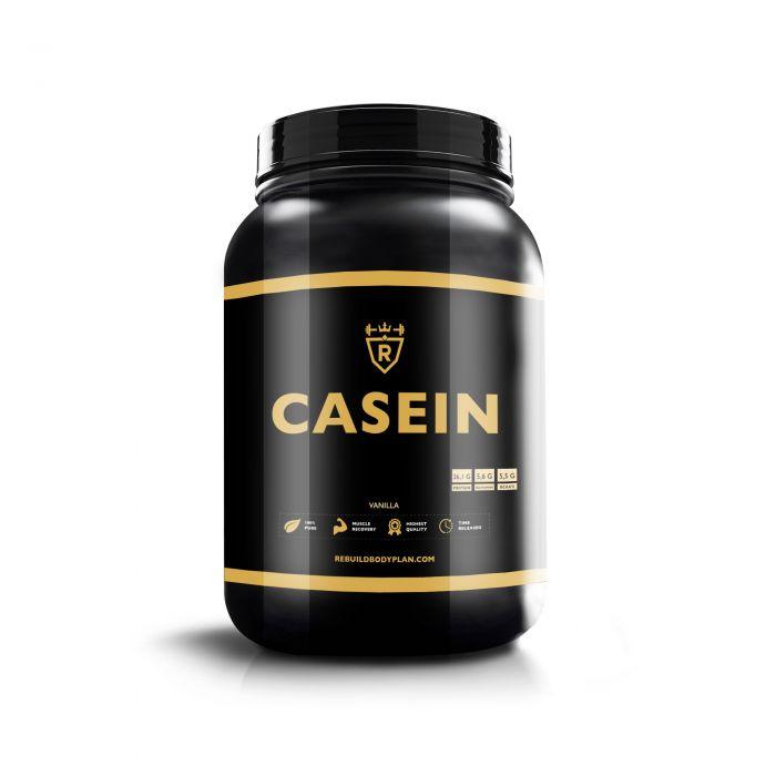 Casein - Vanilla - 2000 gram