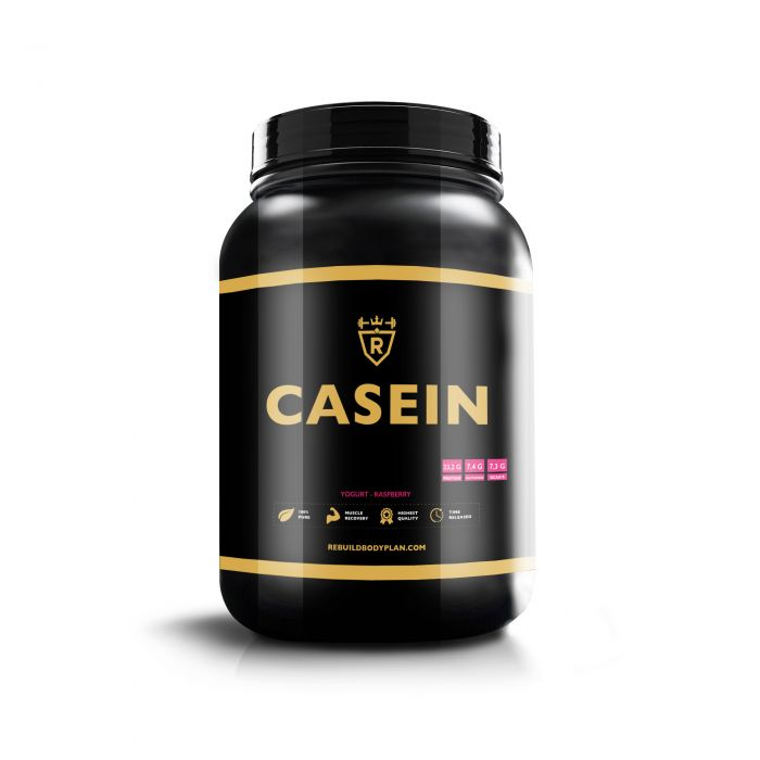 Casein - Yogurt Raspberry - 2000 gram