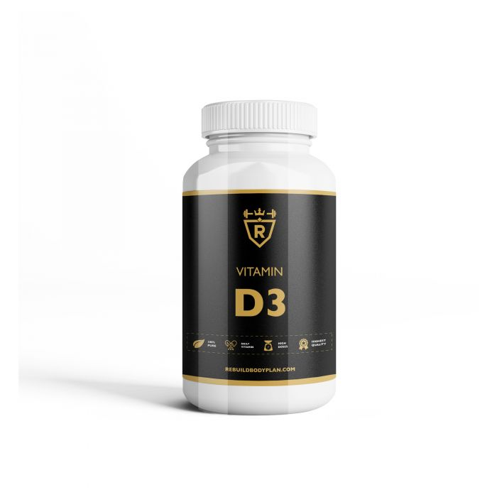 Vitamine D3 - 100 softgels