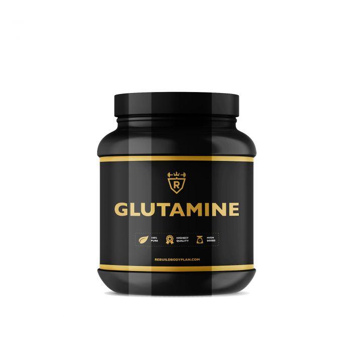 Glutamine – 500 gram