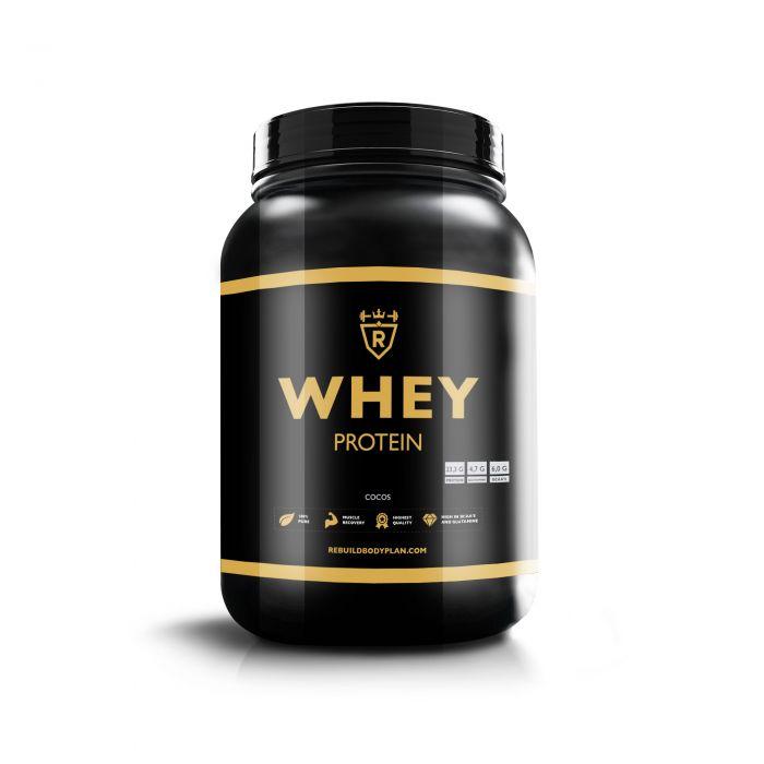 Whey protein - Cocos - 2000 gram
