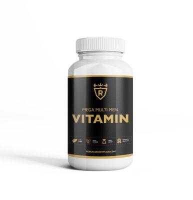 Mega multi men vitamin – 60 tabs