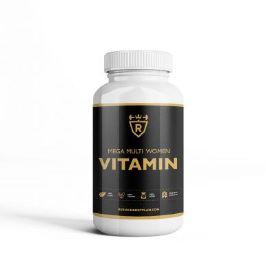 Mega multi women vitamin – 60 tabs