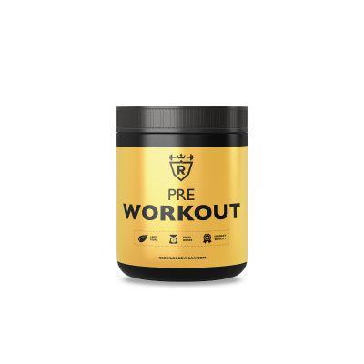 Pre-workout - Tropical - 300 gram